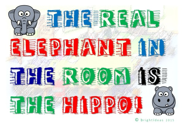 The Real Elephant in the Room
